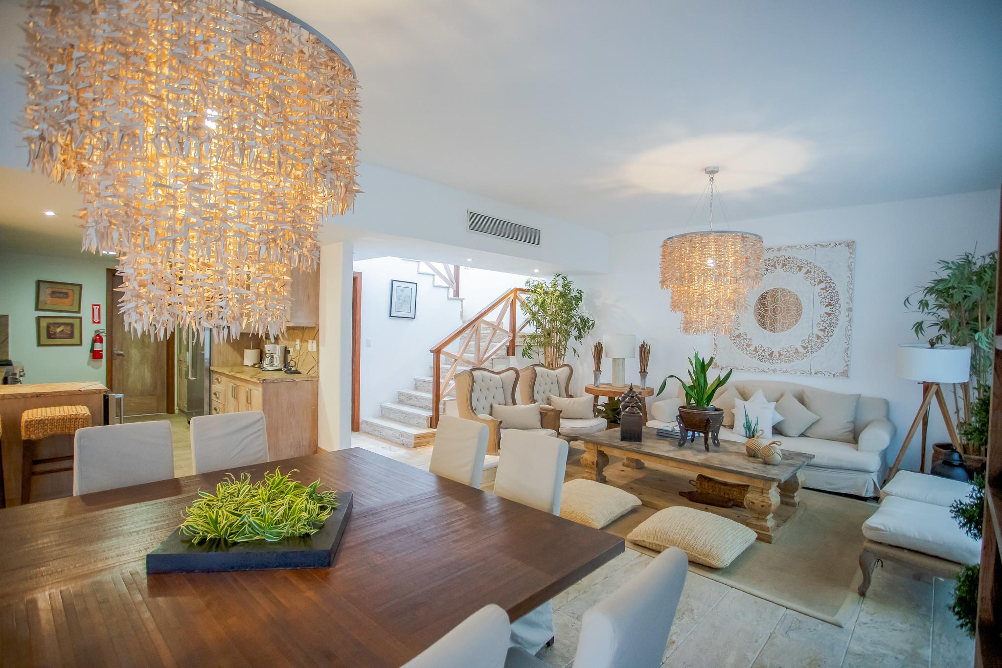 Villa – Town House 3 dormitorios